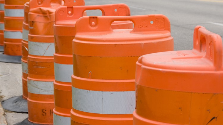 Weekend closures coming for Curtis Road