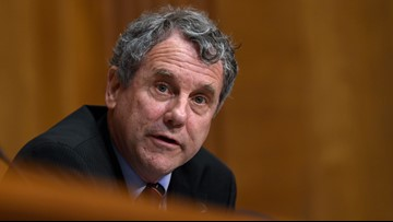 'Thoughts and prayers are not enough': Ohio's Sherrod Brown, other senators call for action after Dayton mass shooting