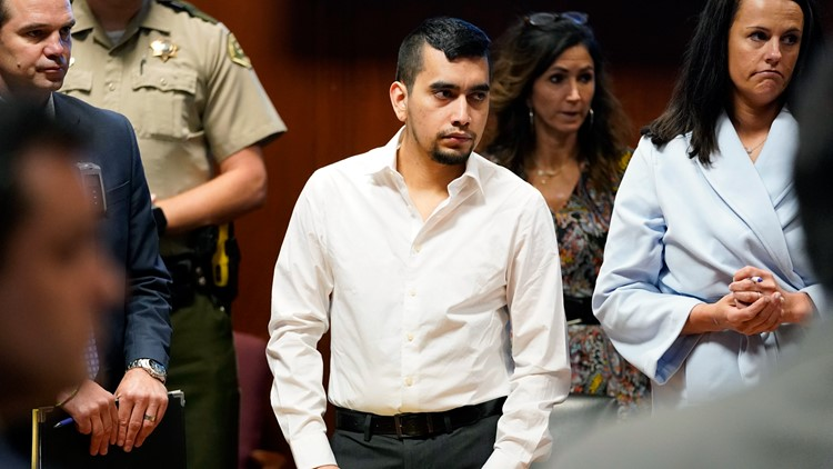Jury finds Cristhian Bahena Rivera guilty of murdering Mollie Tibbetts