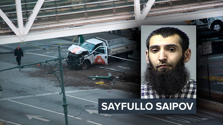 Tampa neighbor of NYC terrorism suspect: It's 'scary' knowing he lived here