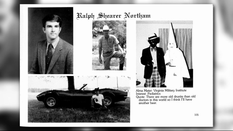 Scan of 1984 student-produced publication at Eastern Virginia Medical School