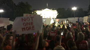 'This is a crisis': Moms Demand Action call on Senate to pass stricter gun laws