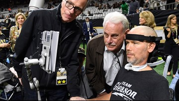 Steve Gleason asks to meet Southwest Airlines after travel mix-up