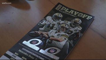 Pay it forward: Fan donates Saints tickets to furloughed worker