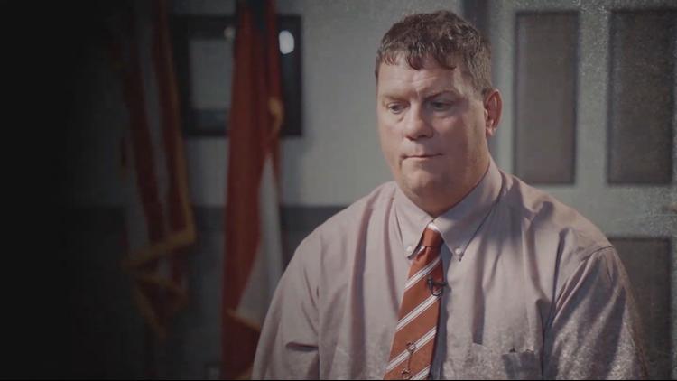 Investigator Jeff Sheppard