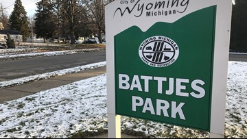 Wyoming woman falls through ice, drowns trying to save her dog